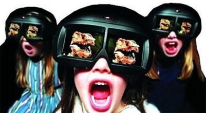 VR投资的四大热点